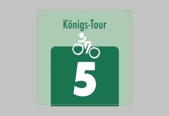 Logo Königs-Tour