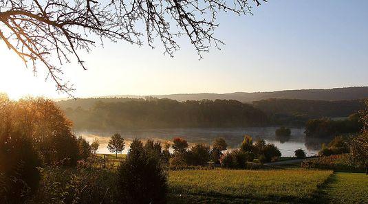 Naturpark Stromberg-Heuchelberg mit Stausee Ehmetsklinge | Naturerlebnis Baden-Württemberg