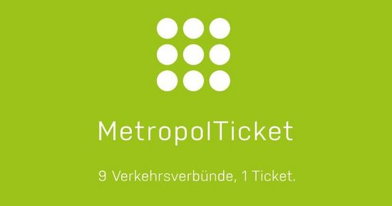 Metropolticket Region Stuttgart