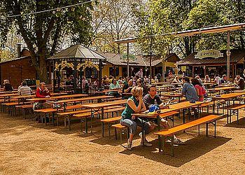 HL_Heilbronn_Food Court Biergarten_RadServiceStation