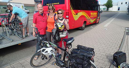 Rad- und Freizeitbusse Baden-Württemberg