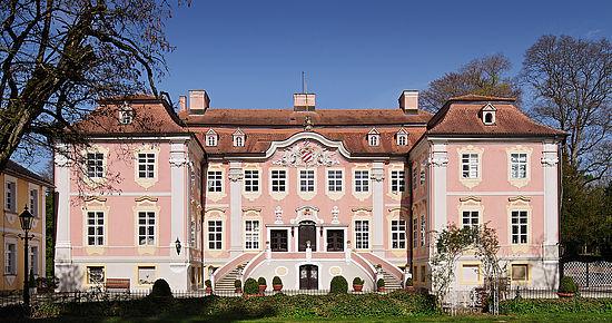 Schloss Assumstadt Möckmühl