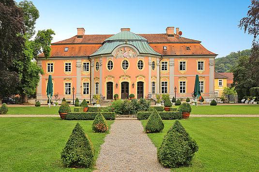 Schloss Assumstadt - Möckmühl | am Kocher-Jagst-Radweg