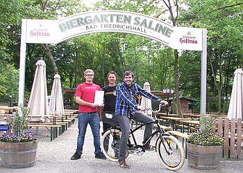 HL_Bad FrHall_Biergarten Saline_RadServiceStation