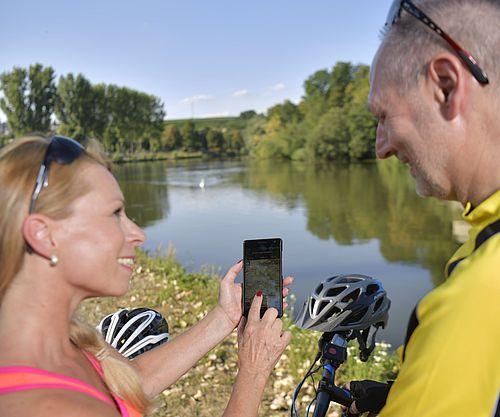 Radtourenplanung leicht gemacht - mobile Navigation & digitaler Radroutenplaner