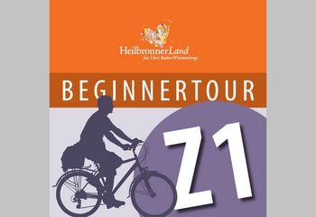 Routenplakette – Z1 BeginnerTour