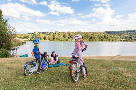 Familienradtouren Baden-Württemberg - Radfahren mit Kindern