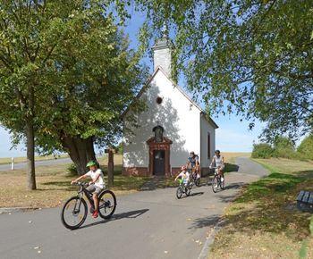 Radtouren im Naturpark Neckartal-Odenwald führen auch durch das Madonnenländchen | Foto: Touristikgemeinschaft Odenwald e.V.