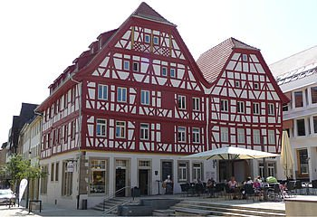 Fachwerkstadt Eppingen - ein Schatzkästlein süddeutscher Fachwerkkunst