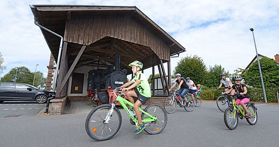 Wanderbahn von Mudau nach Mosbach