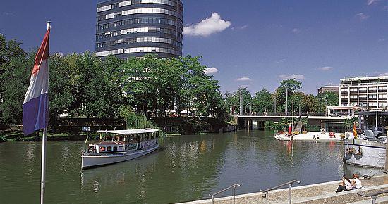Weinstadt Heilbronn - Neckarpromenade