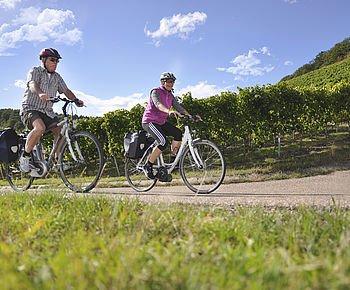 Radfahren im Weinsüden Baden-Württemberg