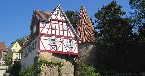 Der Hexenturm in Schwaigern