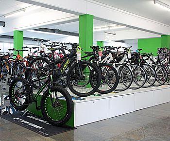 Fahrrad- und E-Bike-Vermietung - hier werden Sie fündig