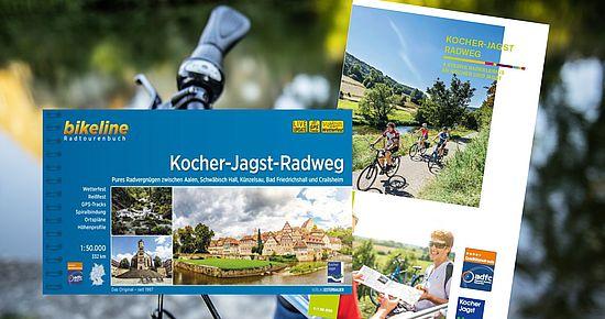 Prospektbestellung Kocher-Jagst-Radweg