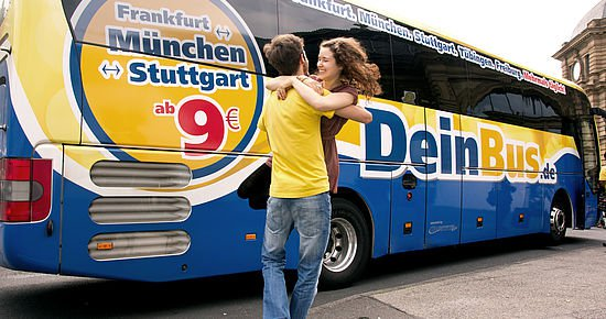 Fahrradtransport im Fernbus - kostengünstig und bequem