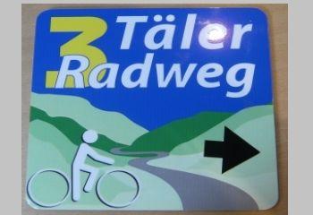 Logo 3-Täler-Radweg