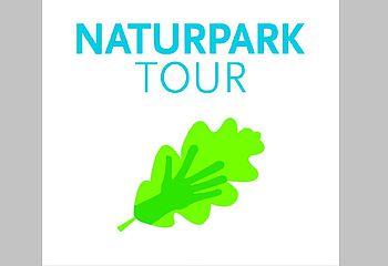 Routenplakette Naturparktour