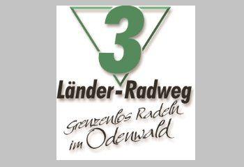Logo 3-Länder-Radweg