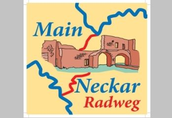 Logo Odenwald-Madonnen-Radweg