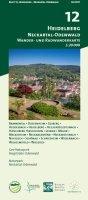 Karte Nr. 12 - Heidelberg