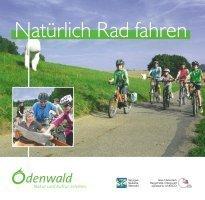 Broschüre Natürlich Radfahren